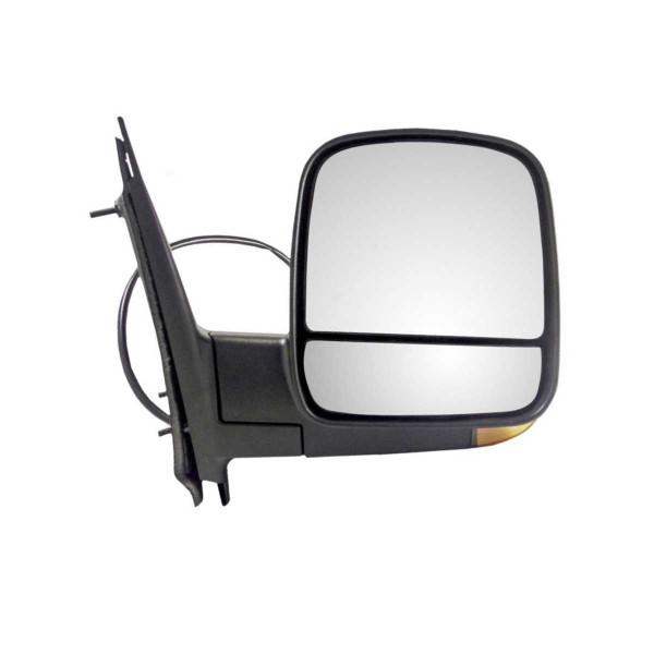 Power Side View Mirror Heated - Part # KAPGM1321397