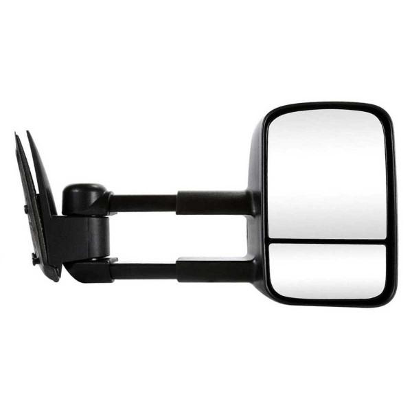 Passenger Right Manual Towing Side View Mirror - Part # KAPGM1321416