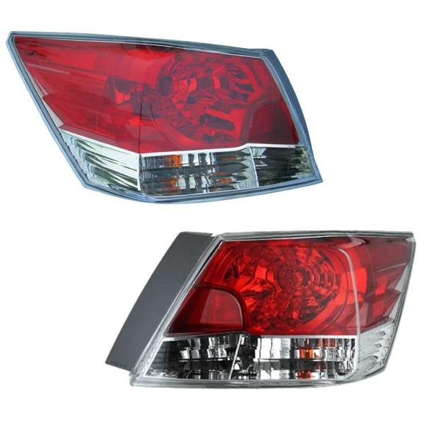 Pair of Tail Lights - Part # KAPHD50059A1PR