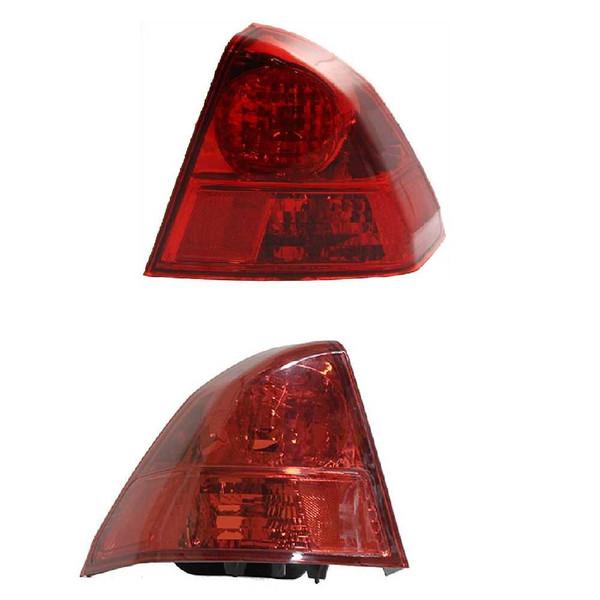 [Set] 2 Tail Lights - Part # KAPHD50062A3PR