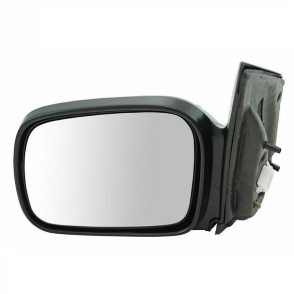 Manual Non-Folding Non-Heated LH Side View Mirror fits Coupe - Part # KAPHO1320224