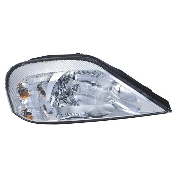 Headlight Assembly - Part # KAPMC10082A1R