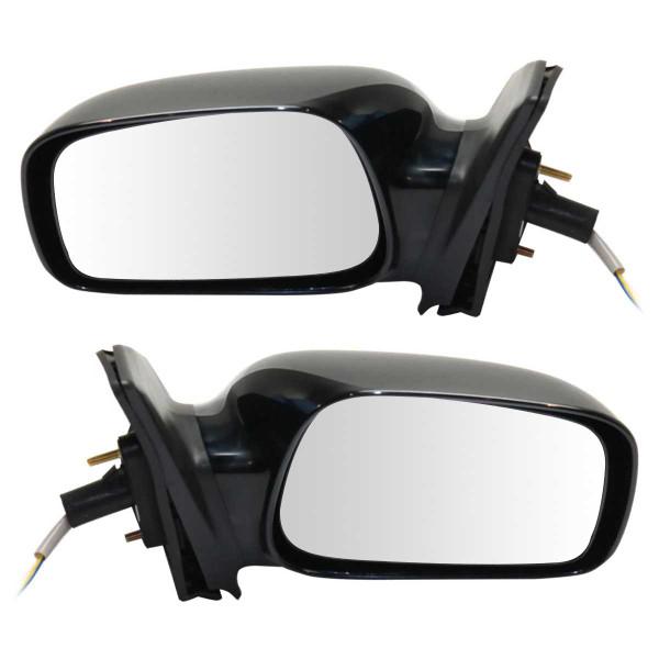 Power Side View Mirror Pair - Part # KAPTO1320178PR