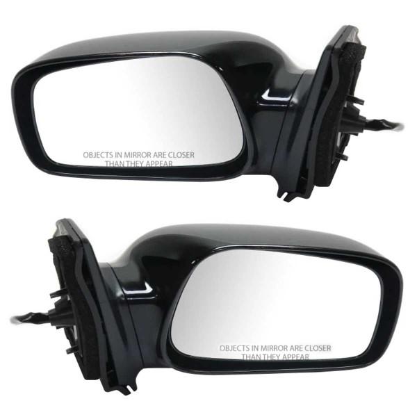 Power Side View Mirror Pair - Part # KAPTO1320179PR