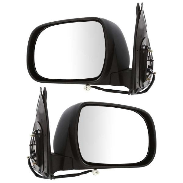 Power Side View Mirror Pair - Part # KAPTO1320203PR