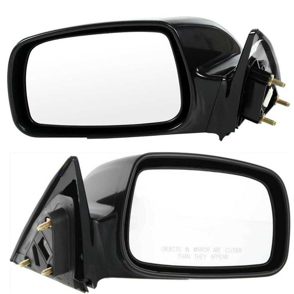 Power Paint to Match Side View Mirror Pair for 2004-2008 Toyota Solara 2 Door - Part # KAPTO1320240PR