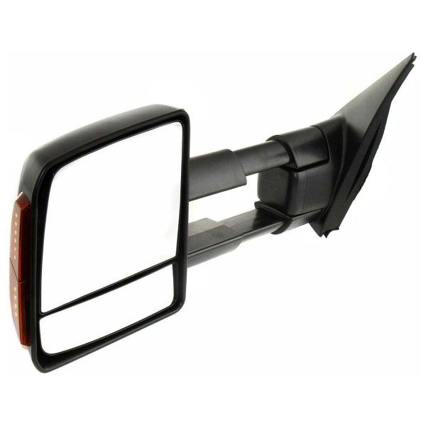 Power Heated Towing Signal Side View Mirror Pair - Part # KAPTO1320243PR