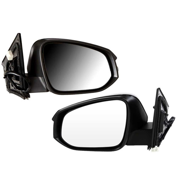 [Left & Right] Side View Mirrors - Part # KAPTO1321310PR