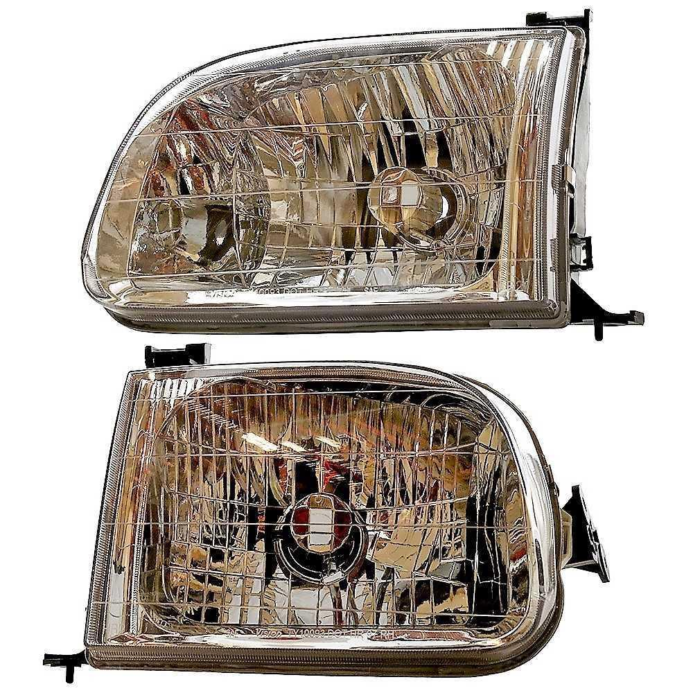 Prime Choice Auto Parts KAPPT10086A1PR Headlight Pair