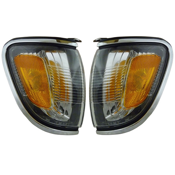 Pair of Parking Light Assemblies - Part # KAPTY20078A1PR