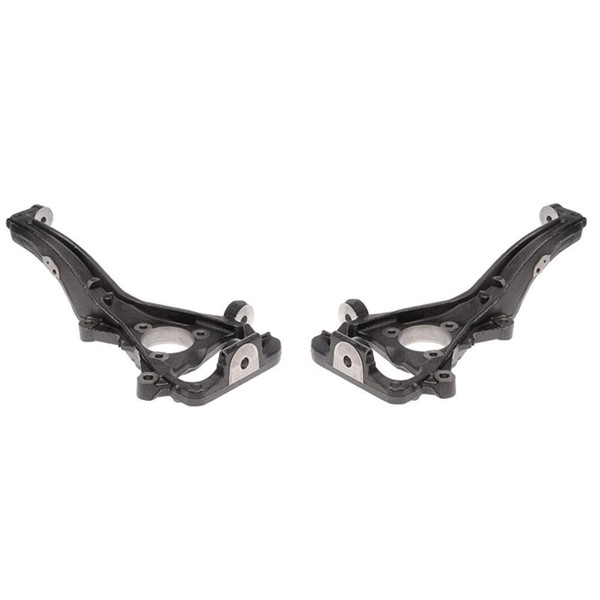 Pair 2 Front Steering Knuckle Set for 06-10 Ford Explorer Mercury Mountaineer - Part # KN798112PR