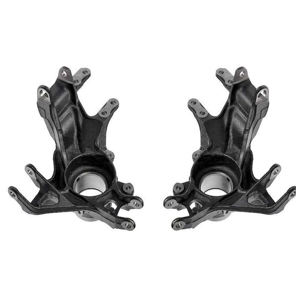 Pair 2 Rear Steering Knuckle Set for 07-12 Ford Fusion 07-11 Mercury Milan AWD - Part # KN798214PR