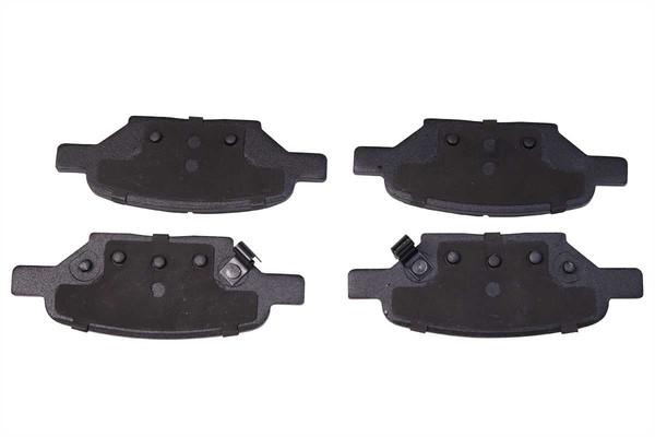 Performance Ceramic Brake Pads - Part # PCD1033