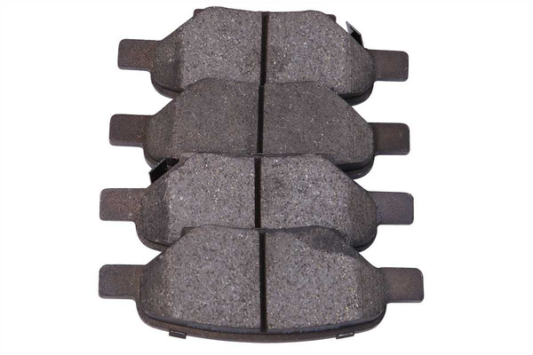 Front & Rear Set Performance Ceramic Disc Brake Pads - Part # PCD1160-1033