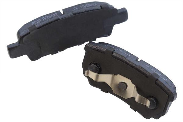[Front & Rear Set] 4 Drilled & Slotted Performance Brake Rotors & 2 Sets Brake Pads - Part # PCD128563040