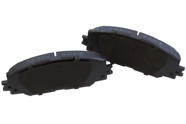 [Front Set] 2 Brake Rotors & 1 Set Performance Ceramic Brake Pads - Part # PCDR41507415071210