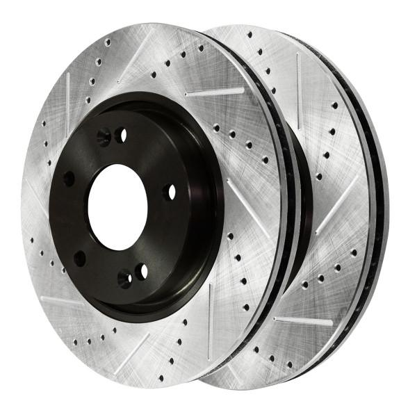 Front Performance Brake Rotor Pair 300mm Diameter - Part # PR41429LR