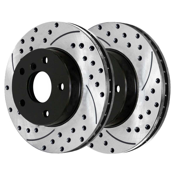 Front Performance Brake Rotor Pair 300mm Diameter - Part # PR44175LR