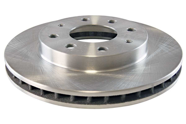 Front Brake Rotor Pair 2 Pieces Fits Driver and Passenger side 10 5/64 Inch Rotor Diameter - Part # R41111PR