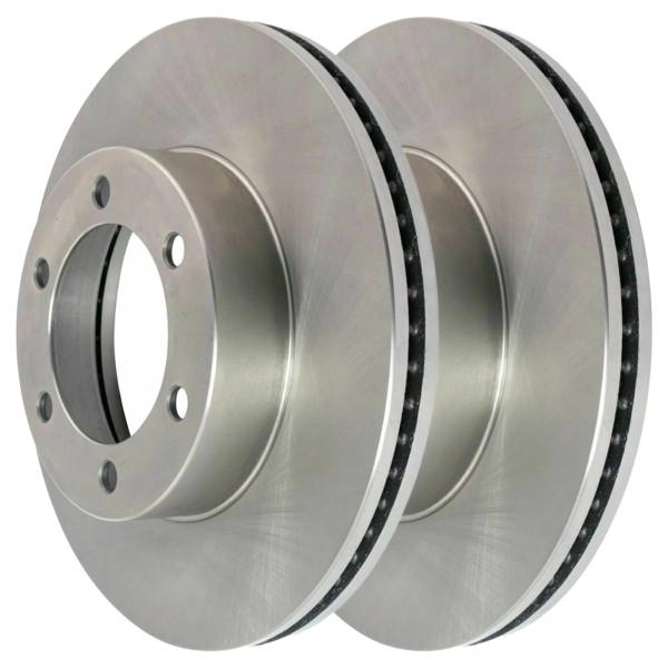 [Front Set] 2 Brake Rotors - Part # R41269PR