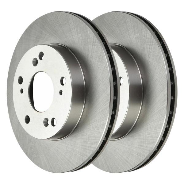 Front Disc Brake Rotor Pair - Part # R41313PR