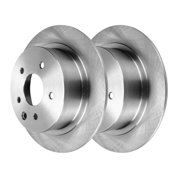 Rear Disc Brake Rotor Pair - Part # R41314PR