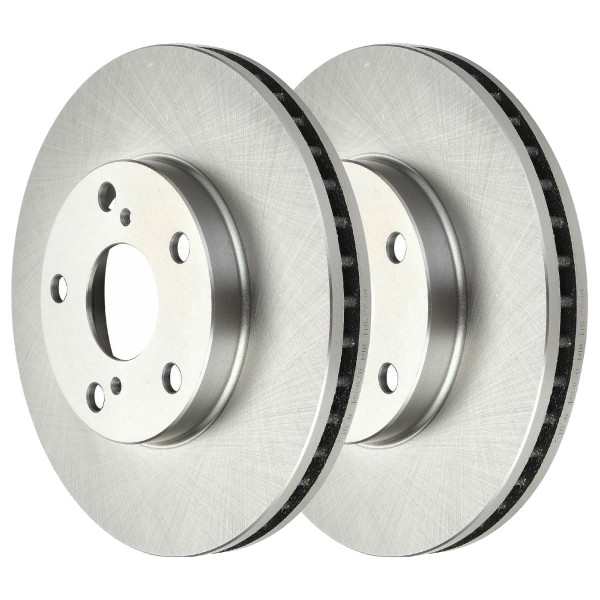 Front Disc Brake Rotor Pair - Part # R41316PR