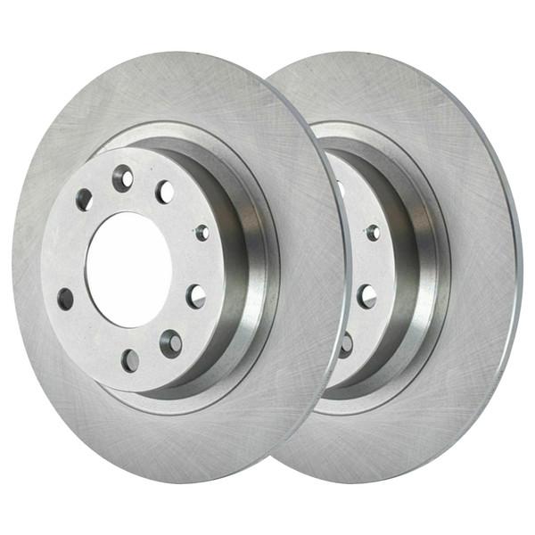 [Rear Set] 2 Brake Rotors - Part # R41327PR