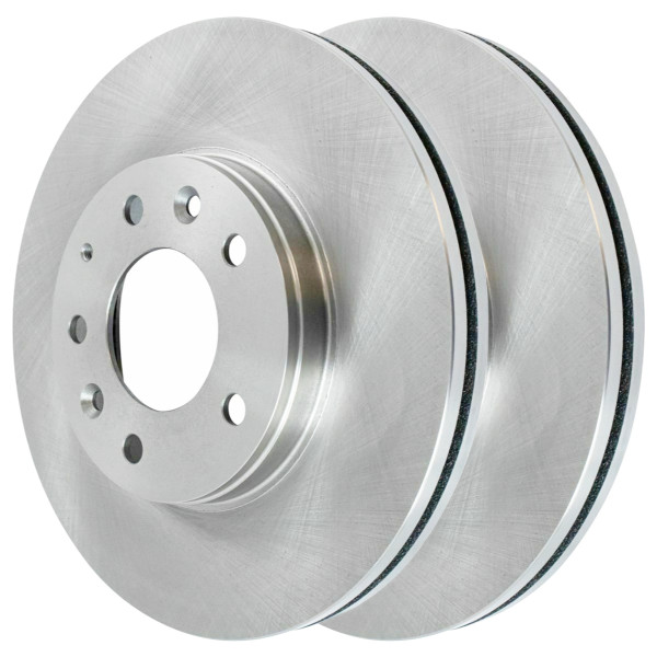 [Front Set] 2 Brake Rotors - Part # R41369PR