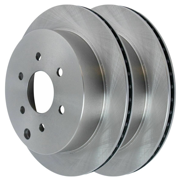 [Rear Set] 2 Brake Rotors - Part # R41412PR