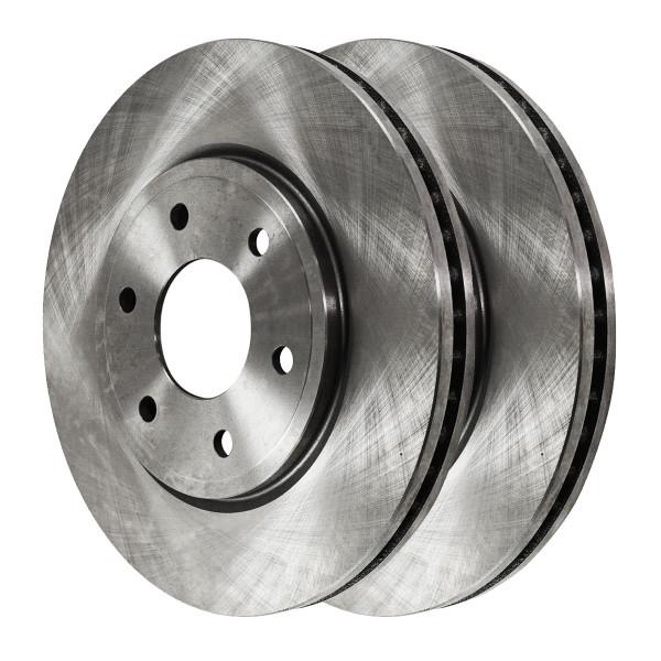 [Front Set] 2 Brake Rotors - Part # R41414PR