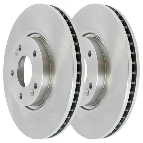 Front Disc Brake Rotor Pair 300mm Diameter - Part # R41429PR