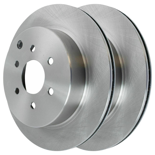 Rear Disc Brake Rotor Pair - Part # R41431PR
