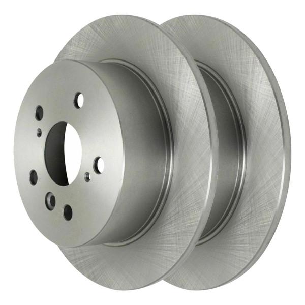 [Rear Set] 2 Brake Rotors - Part # R41435PR