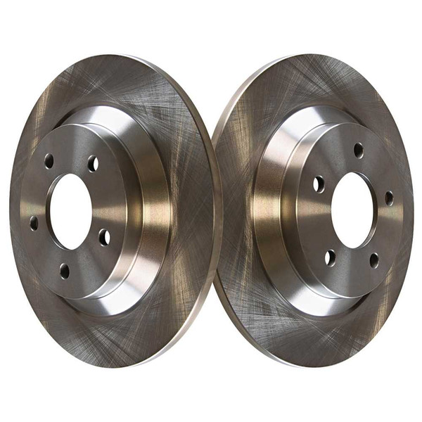 [Rear Set] 2 Brake Rotors - Part # R41437PR