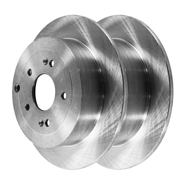 Pair (2) of Rear Disc Brake Rotors - Part # R41443PR