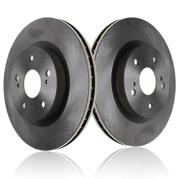 [Front Set] 2 Brake Rotors - Part # R41456PR