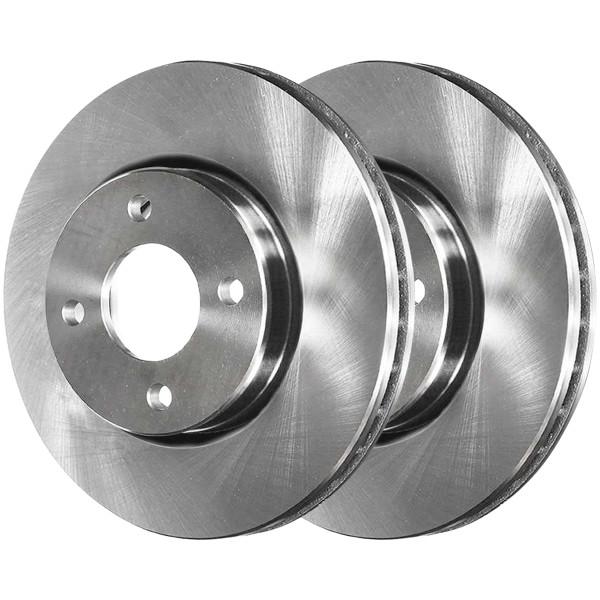 Front Disc Brake Rotor Pair - Part # R41465PR