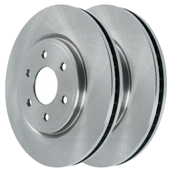 [Front Set] 2 Brake Rotors - Part # R41506PR