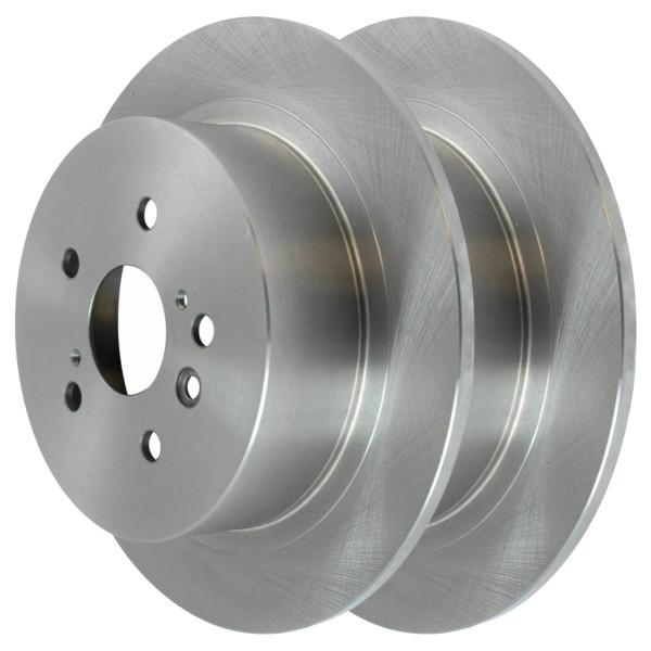 Pair (2) of Rear Disc Brake Rotors - Part # R41509PR