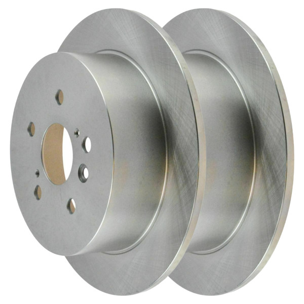 Pair (2) Disc Brake Rotors - Part # R41534PR