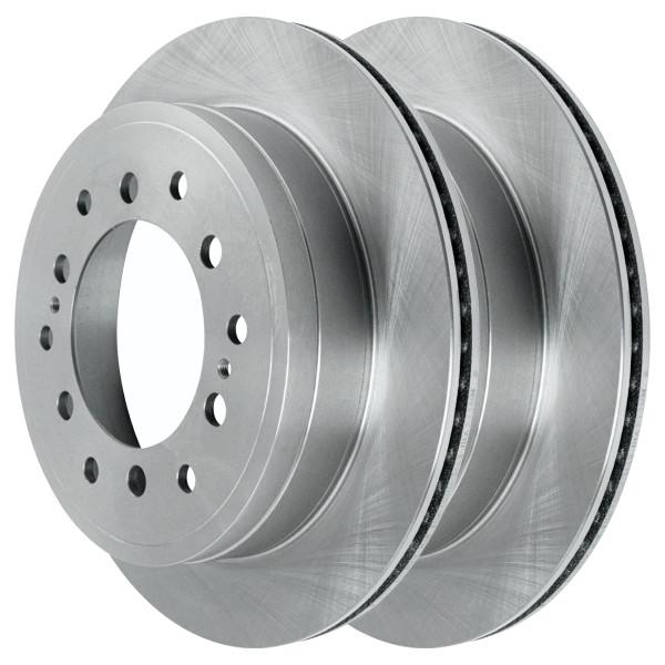 Rear Disc Brake Rotor Pair - Part # R41552PR