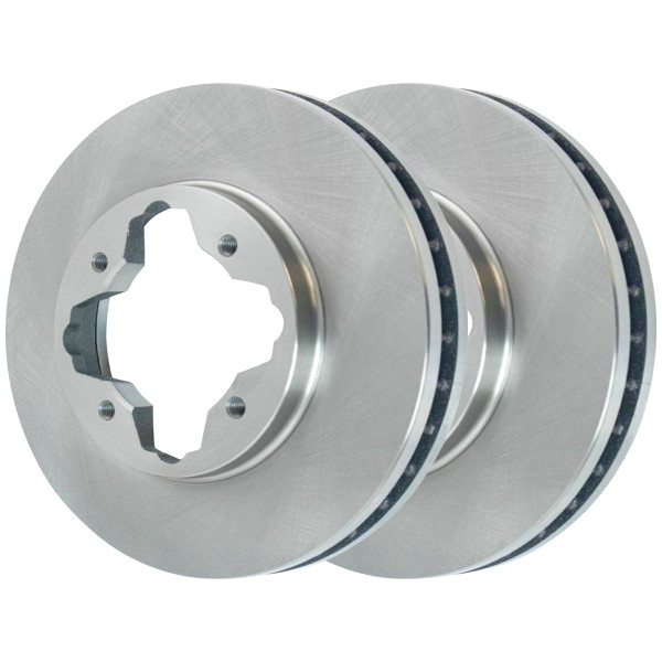 [Front Set] 2 Brake Rotors - Part # R4289PR
