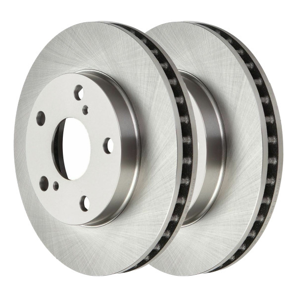 Front Brake Rotor Pair 2 Pieces Fits Driver and Passenger side 2.2L - Part # R4293PR