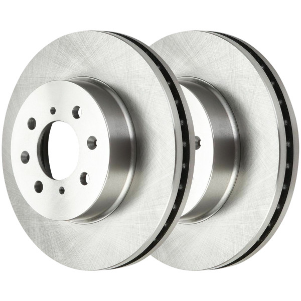 Front Disc Brake Rotor Pair - Part # R4297PR