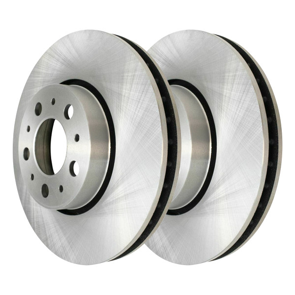 [Front Set] 2 Brake Rotors - Part # R44209PR