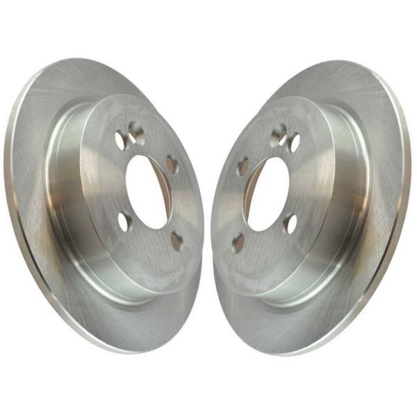 Rear 2 Brake Rotors - Part # R44422PR
