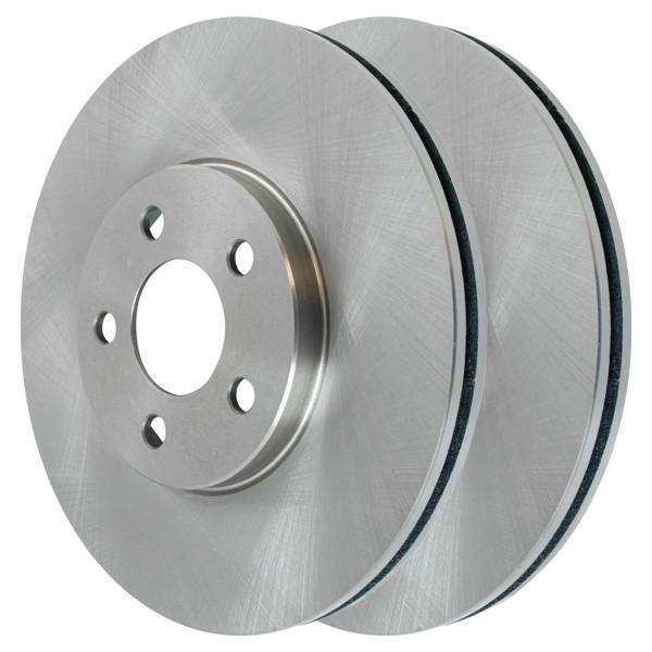 Front Disc Brake Rotor Pair - Part # R63002PR