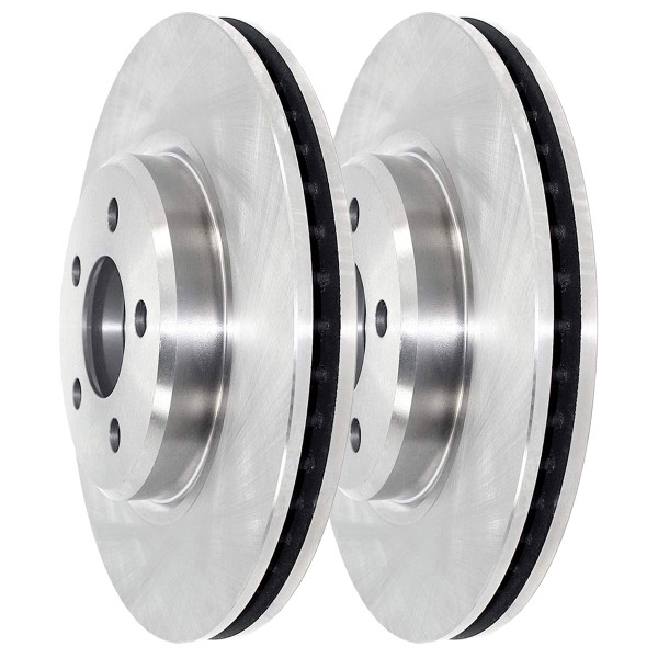 [Front Set] 2 Brake Rotors - Part # R63025PR