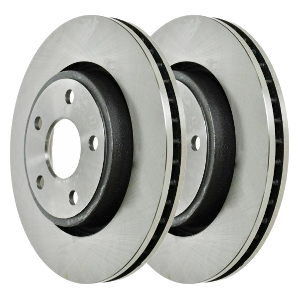 [Front Set] 2 Brake Rotors - Part # R63028PR
